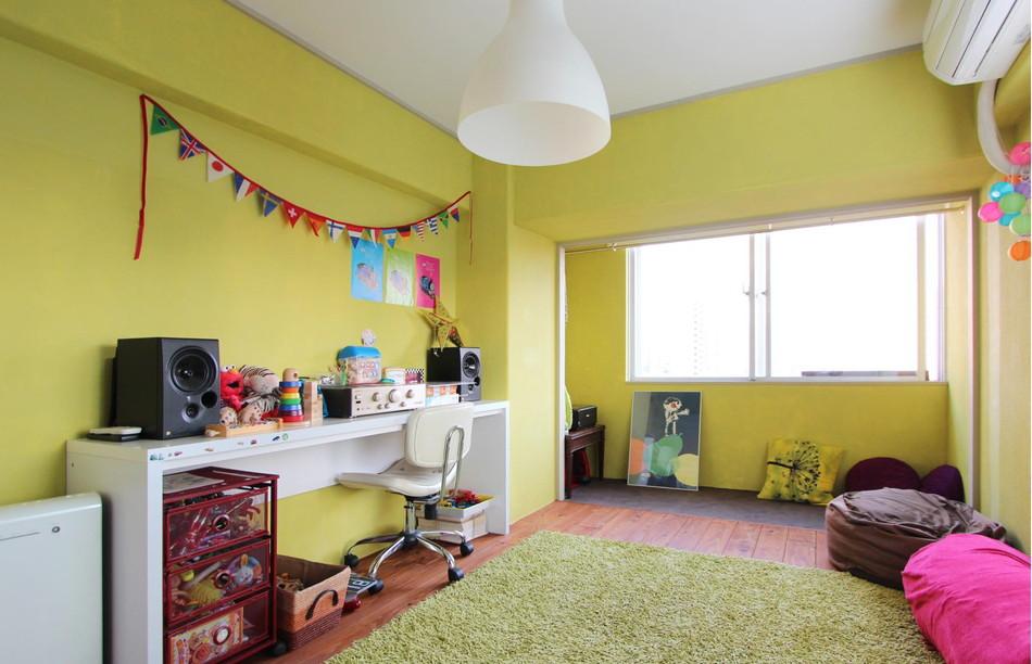 気分がアガる!かわいい子供部屋の作り方