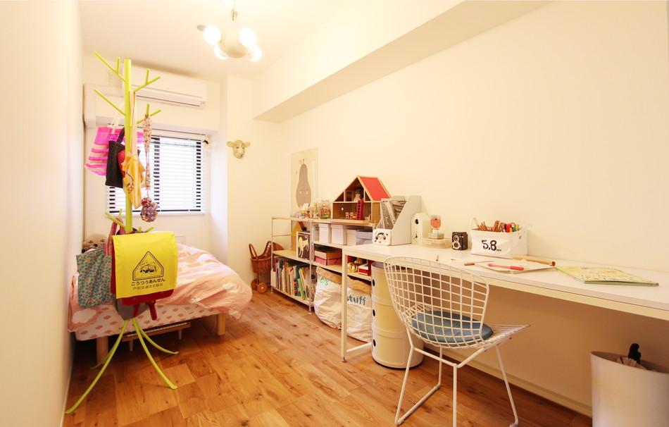 リノベWebMAGAZINE:北欧テイストな子供部屋