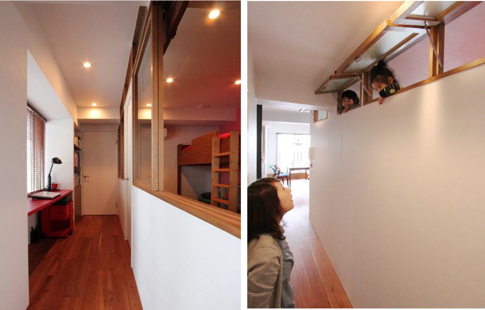 リノベWebMAGAZINE:子供部屋には大きな窓