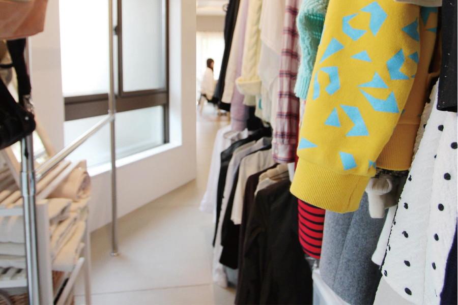 廊下やキッチン、そしてWICには回遊性をつけることでスムーズな生活動線を実現。